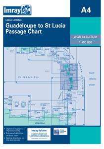 Bilde av A4: Guadeloupe To St.lucia