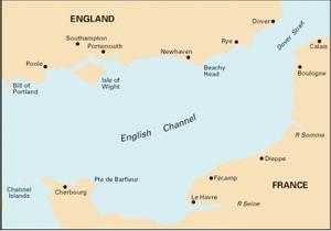 Bilde av C12: Eastern English Channel Passage Chart