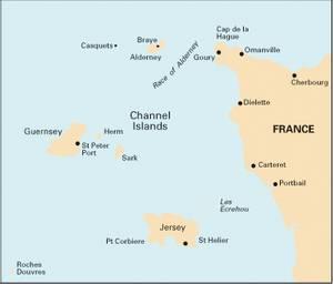 Bilde av C33A: Channel Islands (north) w/plans