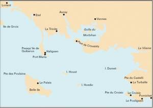 Bilde av C39: Lorient to Le Croisic