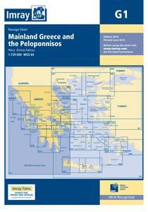 Bilde av G1: Mainland Greece and the Peloponnisos