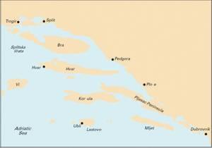 Bilde av M26: Split to Dubrovnik