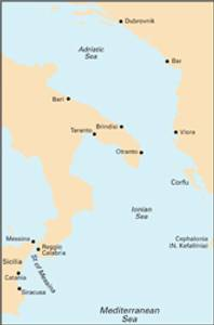 Bilde av M30: Southern Adriatic and Ionian Seas