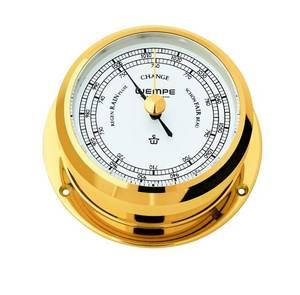 Bilde av Wempe Pirat II: Barometer - messing