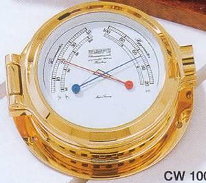 Bilde av Wempe Nautik: Comfortmeter - messing