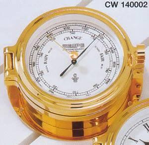 Bilde av Wempe Cup: Barometer - messing