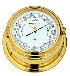 Bilde av Wempe Bremen II: Barometer - messing