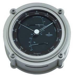 Bilde av Wempe Navigator: Barometer, termometer og hygrometer - mattforni