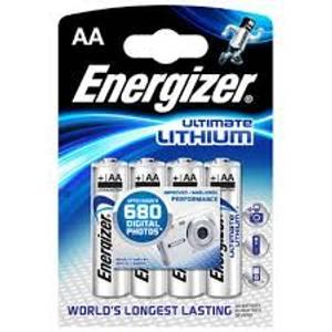 Bilde av Energizer LR6/AA Lithium - 4 pack