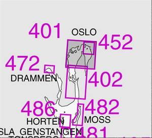 Bilde av 401: Oslo - Spro