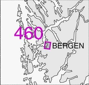 Bilde av 460: Bergen havn
