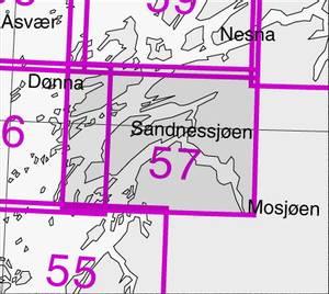 Bilde av 57: Vefsn -  og Leifjorden