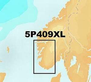 Bilde av Navionics Platinum+ XL Arendal til Bergen - 409XL