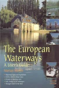 Bilde av The European Waterways - A users guide