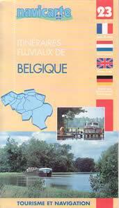 Bilde av Navicarte 23: Belgique