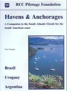 Bilde av Havens & Anchorages - A Companion to the South Atlantic Circ