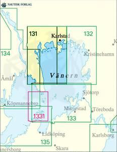 Bilde av 131: Vaenern, Slottsbron - Karlstad