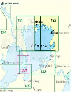 Bilde av 132: Vaenern, Karlstad - Kristinehamn