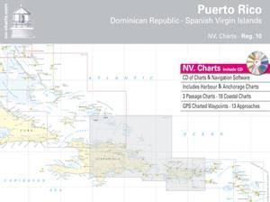 Bilde av Puerto Rico - Dominican Republic- Spanish Virgin Islands