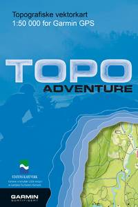 Bilde av Garmin - Topo Adventure: Nordkapp