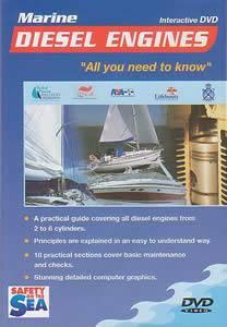 Bilde av Marine Diesel Engines - DVD