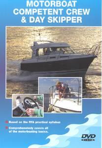 Bilde av Motorboat Competent Crew & Day Skipper - DVD
