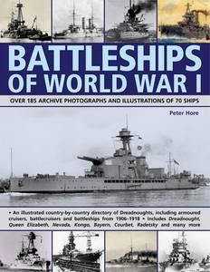 Bilde av Battleships of World War 1