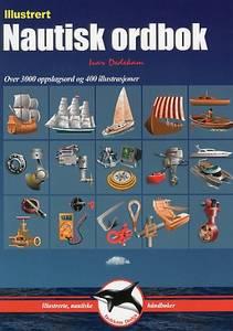 Bilde av Illustrert nautisk ordbok