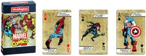 Bilde av Marvel Comics Retro Playing Cards