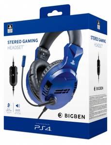 Bilde av PS4/PS5 Gaming Headset V3 Blue Sony licensed