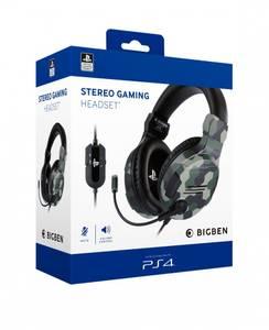 Bilde av PS4/PS5 Gaming Headset V3 Camo Green Sony