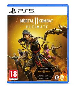 Bilde av  PS5 Mortal Kombat 11 Ultimate