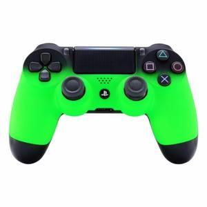 Bilde av Ps4 Soft Touch Neon Green Front Shell