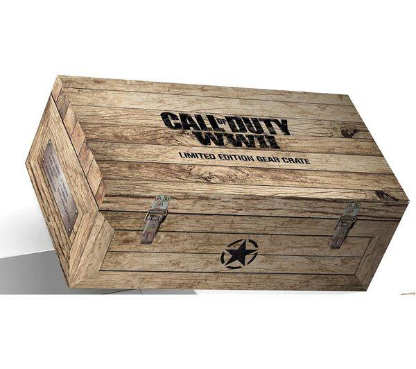 Big box Call of Duty WWII