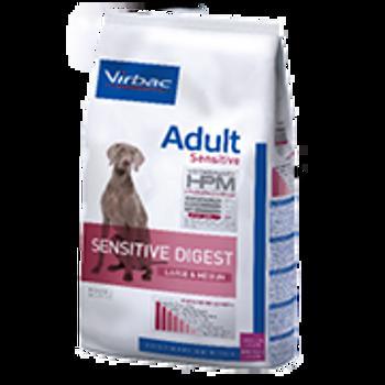 Bilde av Voksen hund med sensitiv tarm