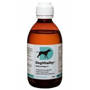 Bilde av Dogvitality omega + b vitaminer 1000 ml
