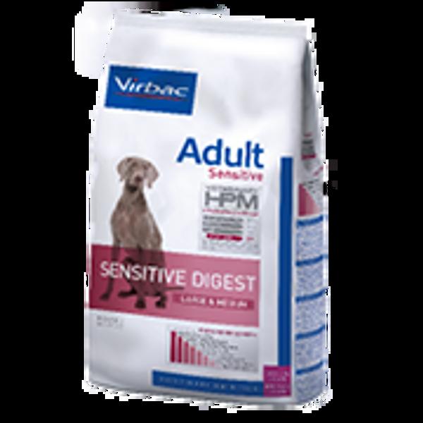 Veterinary HPM fullfor til voksne hunder med sensitiv fordøyelse