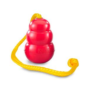 Bilde av Kong classic leke med tau (13-30 kg)