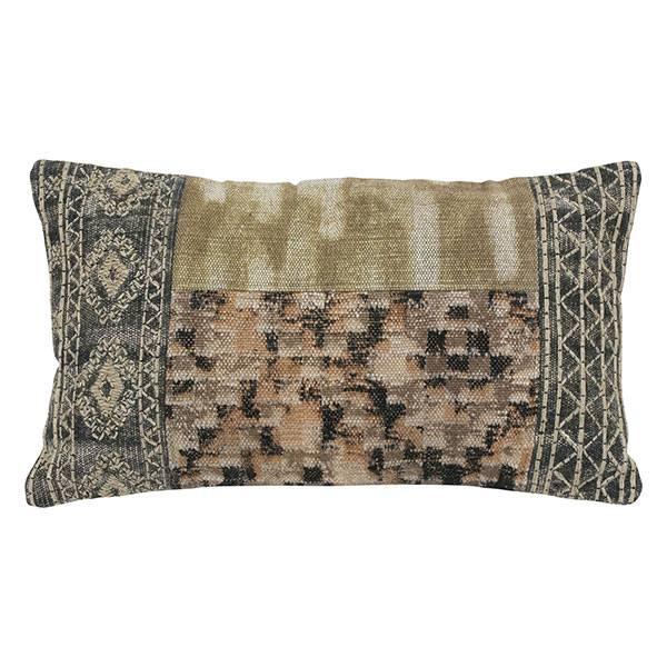 Bilde av Patched cushion, 40x70