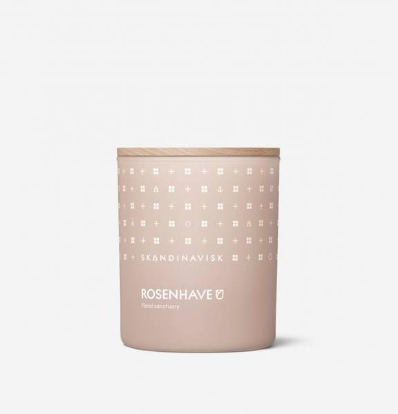 Bilde av Skandinavisk scented candle, ROSENHAVE