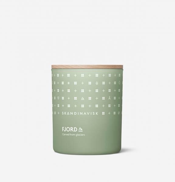 Bilde av Skandinavisk scented candle, FJORD