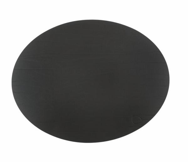 Bilde av Bordbrikke 35x46 oval L Buffalo, black