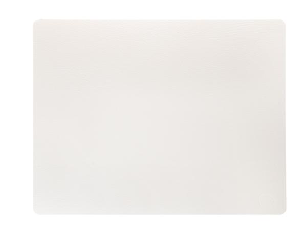 Bilde av Bordbrikke 35x45 Square L white bull