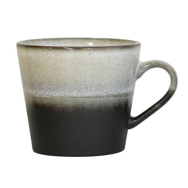 Bilde av HK Living 70´s cappuccino mug rock