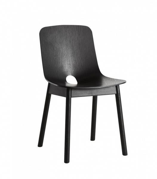 Bilde av Woud mono dining chair, black