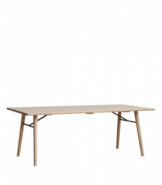 Bilde av Woud Alley 205 dining table oak/oak