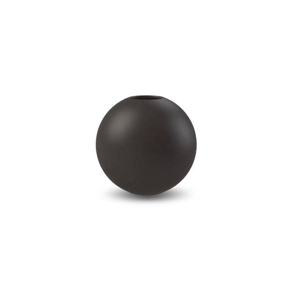 Bilde av Cooee ball vase 10cm, sort