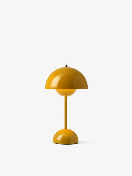 Bilde av Flowerpot VP9 Table Portable, Mustard