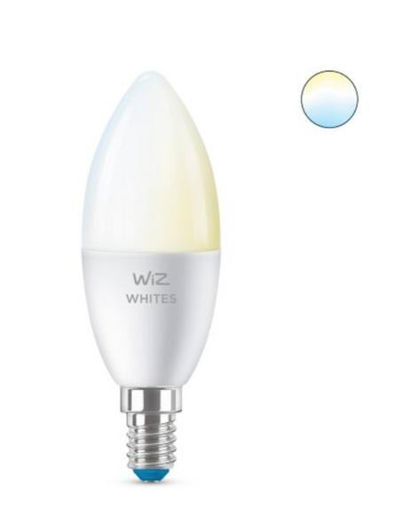 Bilde av Wiz Wi-Fi BLE TW/4.6W C37 927-65 E14 12/1PF Mignon