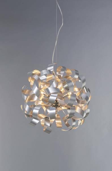 Bilde av Alice taklampe aluminium ø42